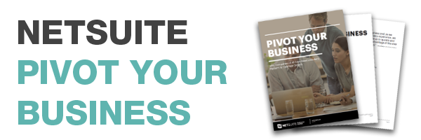 NetSuite Pivot Your Business