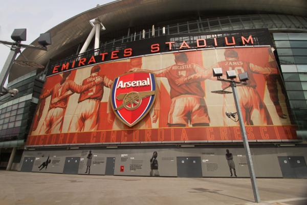 IT Showcase London Arsenal The Emirates