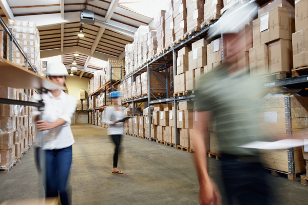 Benefits of directed putaway for warehouse productivity