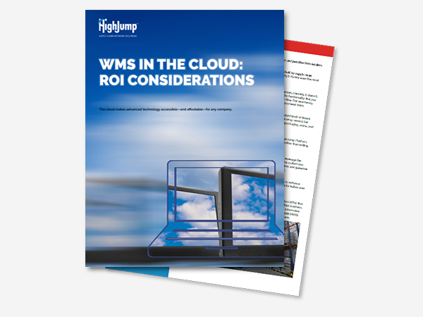 Blog Image - Cloud WMS