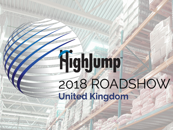 HighJump UK Roadshow 2018