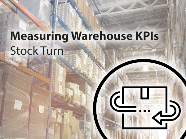 Warehouse KPIs Stock Turn