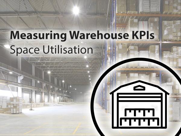 Warehouse KPIs space utilisation